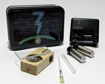 Magic Flight launch box Vaporizadores Mexico Vapomex Portatil